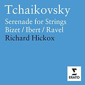 Tchaikovsky: Serenade for Strings etc. by Richard Hickox