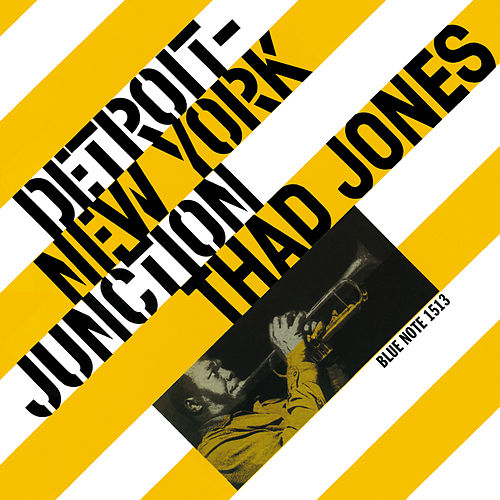 Detroit-New York Junction by Thad Jones