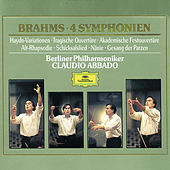Brahms 4 Symphonien by Various Artists