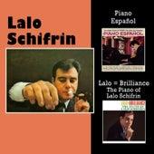 Piano Español + Lalo = Brilliance: The Piano of Lalo Schifrin by Lalo Schifrin