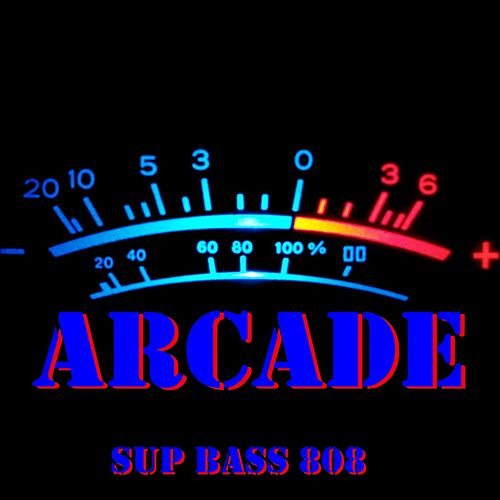 Sup Bass 808 by ARCADE
