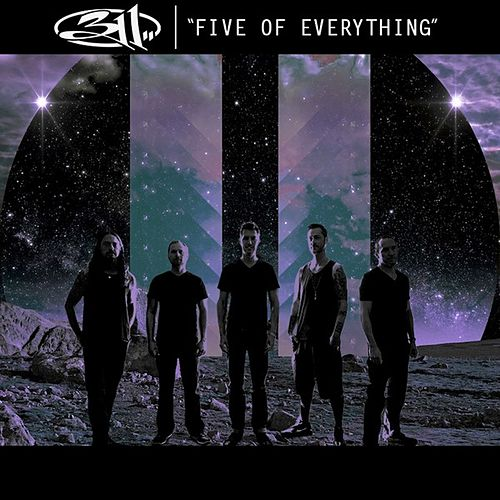 Five of Everything - Single by 311