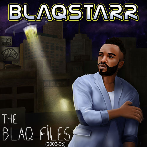 The Blaq-Files by DJ Blaqstarr