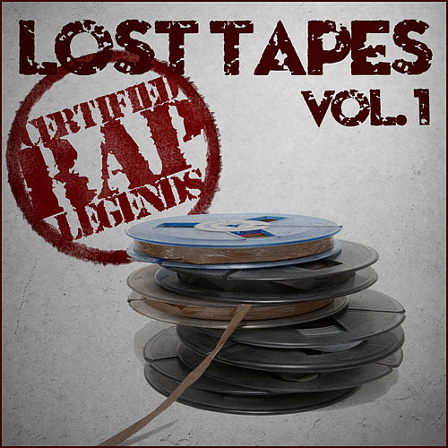 Lost Tapes, Vol. 1: Hip Hop Legends' Rare Tracks with Talib Kweli, Rakim, DMX, Kool Keith, And More by Various Artists