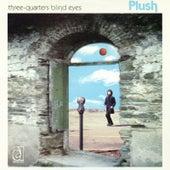 Three-Quarters Blind Eyes by Plush