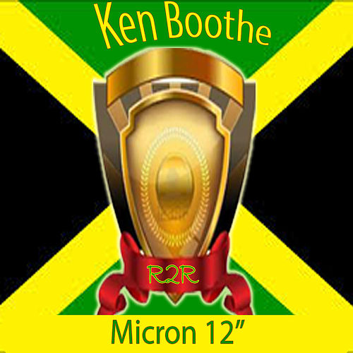 Micron 12' by Ken Boothe