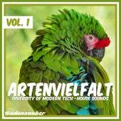 Artenvielfalt Vol. 1 - Diversity of Modern Tech-House Sounds by Various Artists