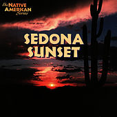 Sedona Sunset by Ben Tavera King