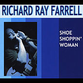 Shoe Shoppin' Woman by Richard Ray Farrell