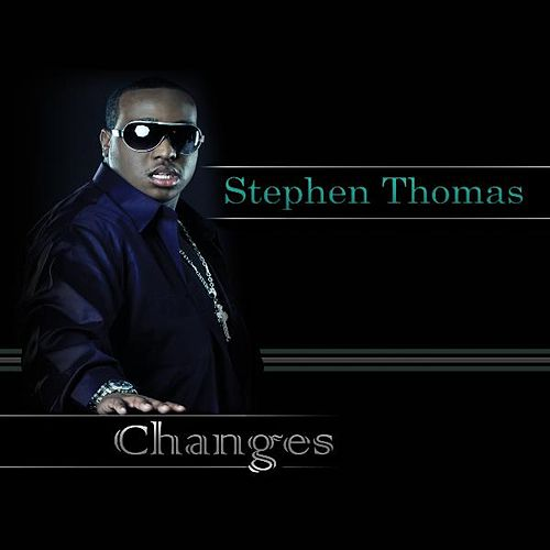 Changes by Stephen Thomas