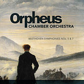 Beethoven: Symphonies Nos. 5 & 7 by Orpheus Chamber Orchestra
