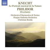 Knecht: Le Portrait musical de la nature - Philidor: Overtures by Various Artists