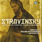 Stravinsky: Symphonies by Berliner Philharmoniker