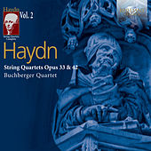 Haydn: String Quartets, Op. 33 & 42 by Buchberger Quartet
