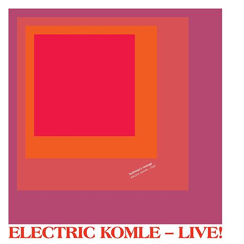Electric Komle - Live! by Bushman's Revenge