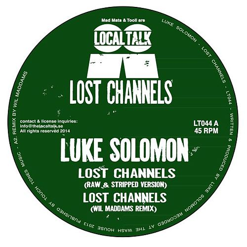 Lost Channels by Luke Solomon