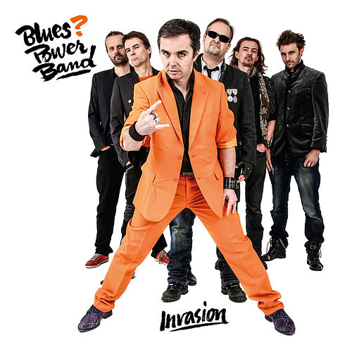 Invasion by Blues Power Band