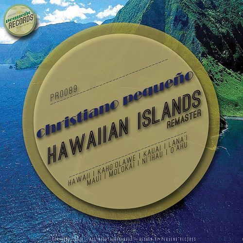 Hawaiian Islands / Remaster - EP by Christiano Pequeno