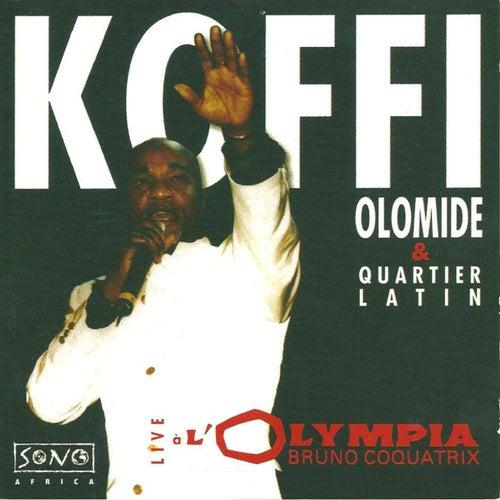 Koffi Live à L'Olympia by Koffi Olomidé