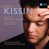 Mozart/Schumann by Evgeny Kissin