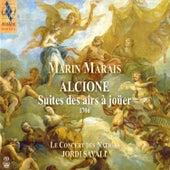 Marin Marais: Alcione (Suite des airs à joüer) by Le Concert des Nations