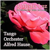 A Media Luz - Tangos of the World by Tango Orchester Alfred Hause