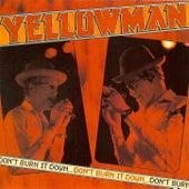 Don't Burn It Down by Yellowman