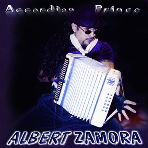 Accordion Prince by Albert Zamora