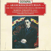 Aram Khachaturian: Cello concertos by cello Marina Tarasova