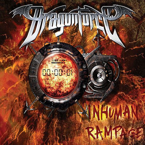 Lost Sould In Endless Time by Dragonforce