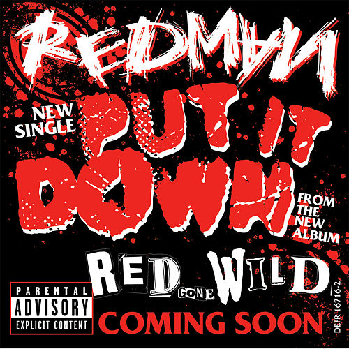 Put It Down by Redman