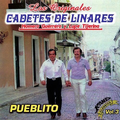 Pueblito, Vol. 3 by Los Originales Cadetes De Linares Homero Guerrero Y Lupe Tijerina