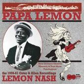 Papa Lemon: New Orleans Ukelele Maestro & Tent Show Troubadour by Lemon Nash