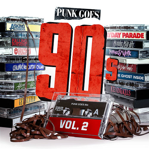 Punk Goes 90s Vol. 2 by Various Artists