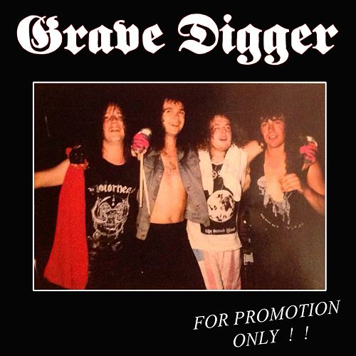 For Promotion Only by Grave Digger