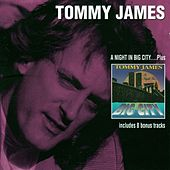Red A Night In Big City... Plus by Tommy James