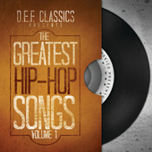 The Greatest Hip-Hop Songs Vol. 1 by Various Artists