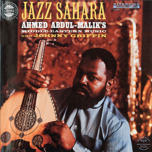 Jazz Sahara by Ahmed Abdul-Malik