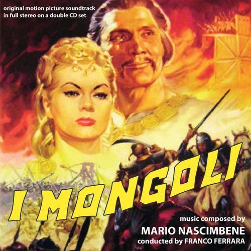 I mongoli by Mario Nascimbene