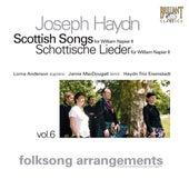 Haydn: Scottish Songs, Vol. 6 by Jamie MacDougall Lorna Anderson