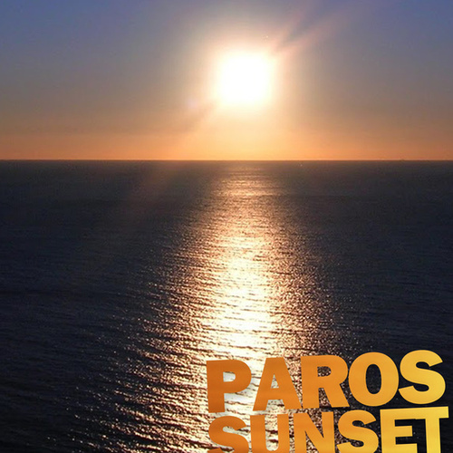Paros Sunset by Various Artists