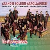 Grandes Boleros Arrolladores by La Arrolladora Banda El Limon