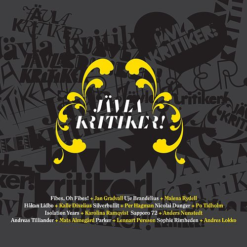 Jävla Kritiker! by Various Artists