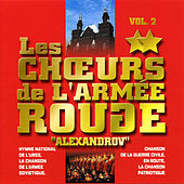 The Best Of Vol. 2 by The Red Army Choirs Of Alexandrov (Les Choeurs De L'Armée Rouge D'Alexandrov)