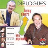 Kenny Davern and Ken Peplowski: Dialogues by Kenny Davern