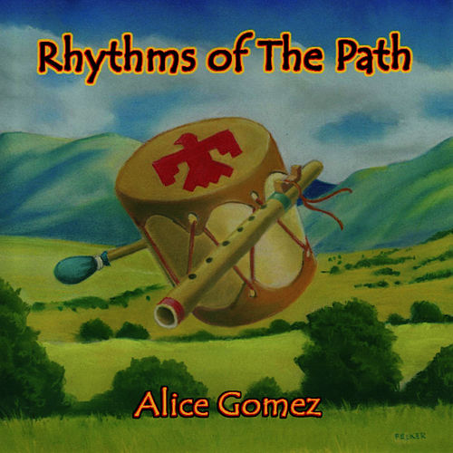 Rhythms of the Path by Alice Gomez
