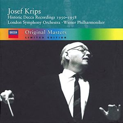 Josef Krips: Historic Decca Recordings 1950-1958 by Various Artists