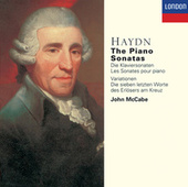 Haydn: The Piano Sonatas/Variations/The Seven Last Words by John McCabe