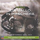 Verdi: Un Ballo in Maschera by Various Artists