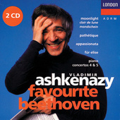 Favourite Beethoven by Vladimir Ashkenazy